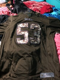 Salute to Service Steelers Jersey Norfolk, 23503