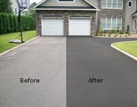 Sealcoat driveways / small businesses Plainfield