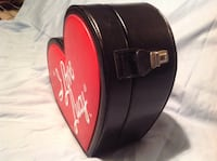 """""""I Love Lucy"""" Leather Cosmetics/Anything Case Lakeside, 92040"""