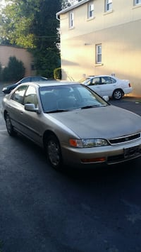 Honda Accord LX Warrenton