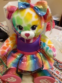 Brand new build a bear in box
