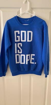 (S) God is dope sweatshirt Rockville, 20850