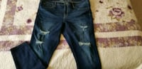 Mossimo Distressed blue Jeans  St. Catharines