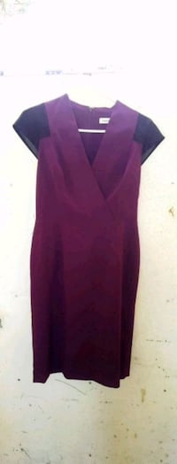 women's purple sleeveless dress South Gate, 90280