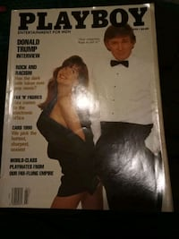 1990 PLAYBOY Donald Trump Interview