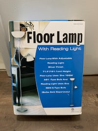 Floor Lamp w/ Reading Light
