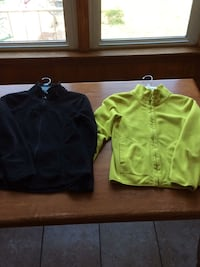 Two small zip up sweaters Camp Hill, 17011