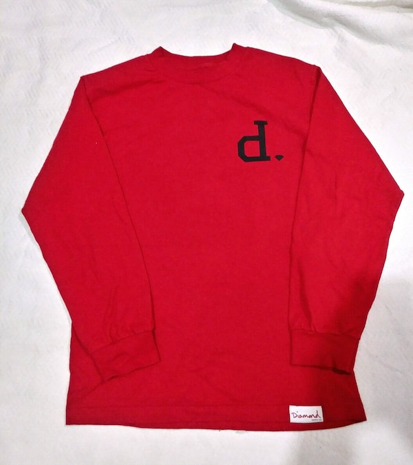 BRAND NEW! Diamond Supply Co. Long sleeve shirt