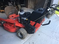 Gravely ProWalk Mower only 124 hrs of use Canton