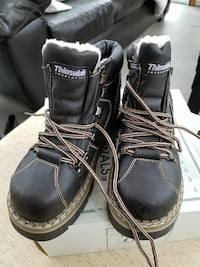 Thinsulate boots rarely used Gatineau, J8Y 3P2
