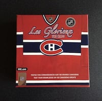 NHL Official Les Glorieux The Habs Game (Bilingual) Montreal, H3B 4V3