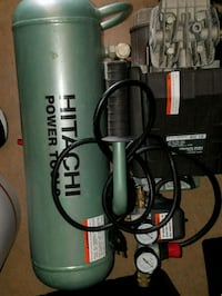 Hitachi 2hp EC12 air compressor Fairfax, 22033