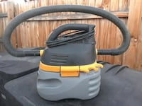 black and yellow wet / dry vacuum cleaner Denver, 80202
