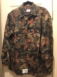 SAF-TECH FR Camo long sleeve  Houston, 77073