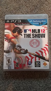 MLB 12 The Show PS3 Vernon, 07422