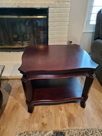 End Table, Mahogany Lake Forest