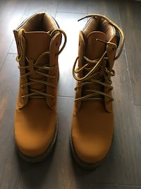 Men Boots Size 10 Rockville, 20852
