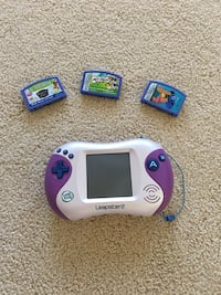 Leap Frog Leapster 2 with 3 games Clarksburg, 20871