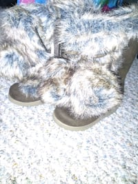 Babygirl winter boots 7