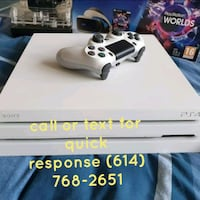 White ps4 for sale