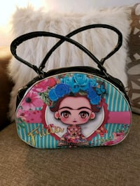 pink and blue floral crossbody bag Miami, 33127