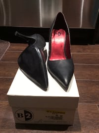 Black pumps B2 Browns -size 6.5 VANCOUVER