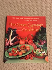 The great green cookbook.