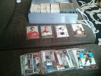 Hockey cards high value and low value 534 km