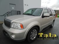 2003 Lincoln Navigator 4WD Luxury AUTOMATIC FULLY LOADED LOCAL MUST SEE! NEW WESTMINSTER, V3M 0G6