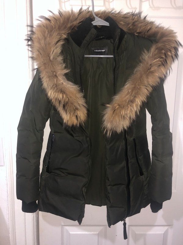 4107ea87d Used Green Mackage Coat size XS for sale in New York - letgo