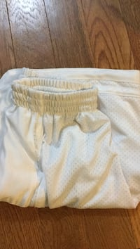 White basketball shorts Cedarville, 61032