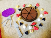 Just Like Mommy - Decorate my Cake set! Adorable, Complete & extras!  Regina, S4X 3B6