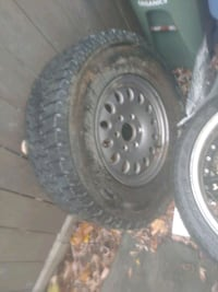 Spare tire Guelph