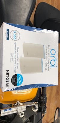 NEW SEALED NETGEAR ORBI WHOLE HOME WIFI SYSTEM FOR SALE! Mississauga, L5M 1K8