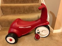Radio Flyer Tricycle Woodbridge, 22192