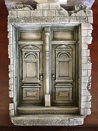 Artwork doors