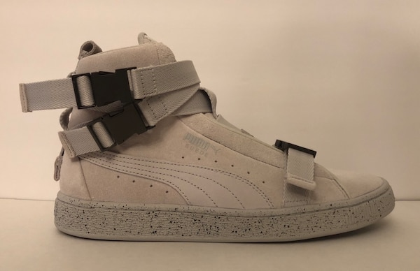 new product aa7cc d79ac Puma x XO Suede Classic Sneakers The Weeknd Size 8 Glacier Grey 36631002