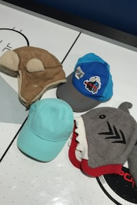 Kids Hats and Toques All for $5 Surrey, V3S 1S5