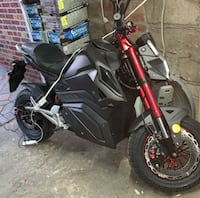 84v FAST Electric Motorcycle 2500W New York, 11203