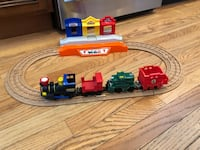 Fisher Price Geotrax Train Station Set Tracks Playset Lot Haverhill, 01832