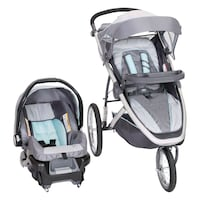 Baby Trend Go Lite Propel 35 Jogger Travel system w/base & carseat Pataskala, 43062