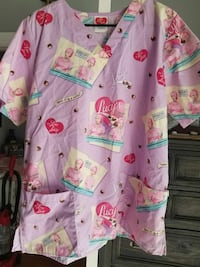 I Love Lucy medical smock  Beaumont, 92223