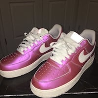 Pink Nike Air Force 1's Toronto