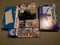 WiiU dream package 8 games fit board and guitar New Tecumseth, L9R 1V4