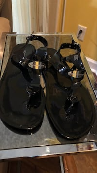 Michael Kors sandals...excellent condition worn a couple times.. size 10:) Pooler, 31322