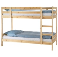 Bunk bed from Ikea only used a couple of times in a chalet. Like new!  Clearview, L0M