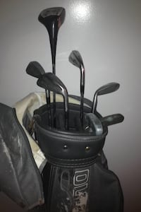 black and gray Golf Club set Surrey, V3R 4Z3