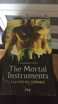The Mortal Instruments par Cassandra Clare livre 6530 km