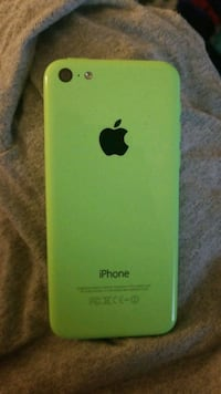iPhone 5C Green Raleigh, 27604