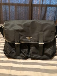 Prada Nylon Messenger Bag  Mississauga, L5B